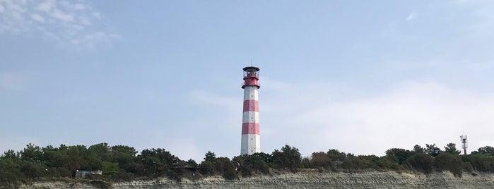 Дикий пляж Сосновка is one of Tempat yang Disukai Георгий.