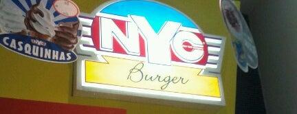 NYC Burger is one of Locais curtidos por Priscila.