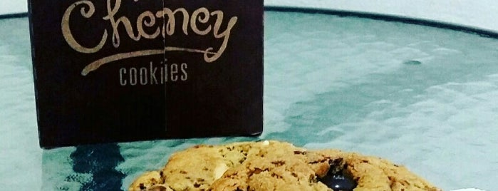 Mr. Cheney Cookies is one of Locais curtidos por 'Rachel.