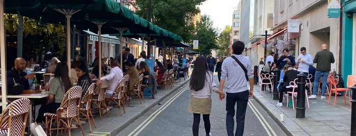 James Street is one of London Favourite.