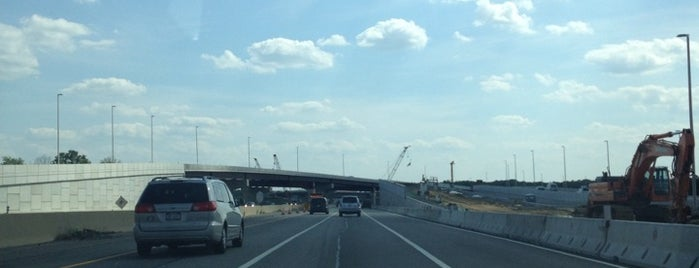 New Jersey Turnpike is one of New Jersey highways and crossings.