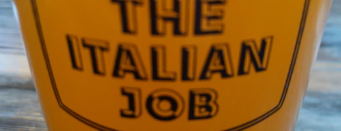 The italian Job Notting Hill is one of London.