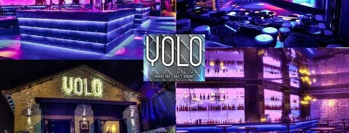 Yolo is one of สถานที่ที่ Αθηνά ถูกใจ.