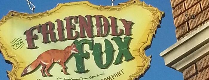 Friendly Fox is one of Tempat yang Disimpan Zachary.