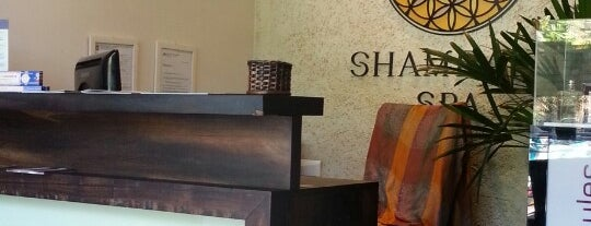 Shambala SPA is one of Floripa.