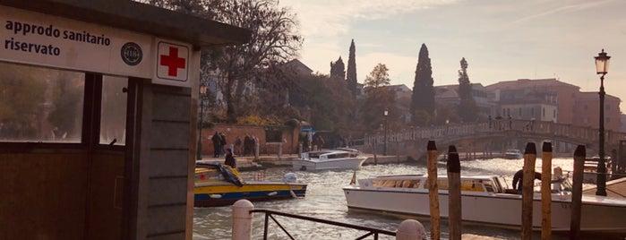 Ponte Santa Chiara is one of Free WiFi - Italy.