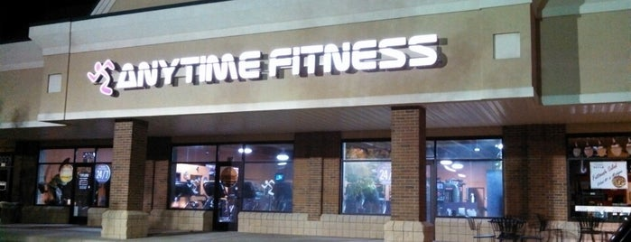 Anytime Fitness is one of Michaelさんのお気に入りスポット.