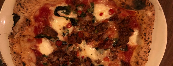 SPQR Pizzeria is one of Lieux sauvegardés par Alex.