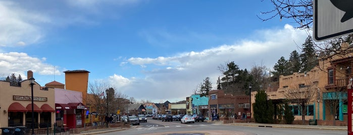City of Manitou Springs is one of <3 Denver.