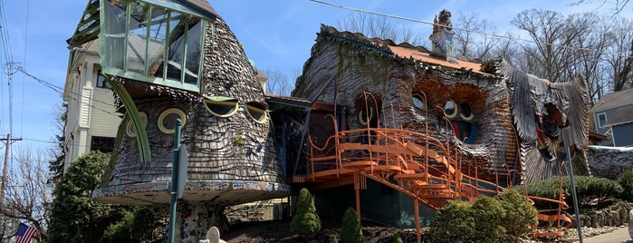 Mushroom House is one of Arts / Music / Science / History venues.