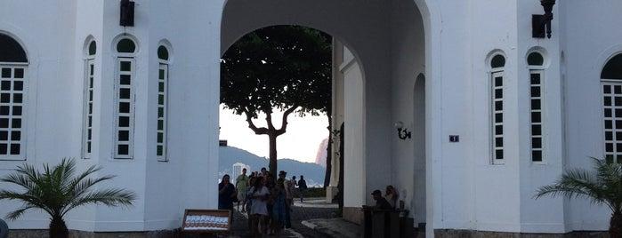 Forte de Copacabana is one of Lugares que fui.