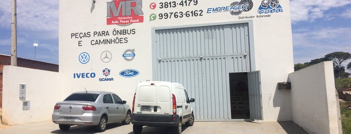 MR Distribuidora de Auto Pecas is one of Orte, die Sidnei gefallen.