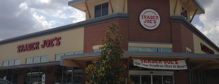 Trader Joe's is one of Locais curtidos por Marcus.