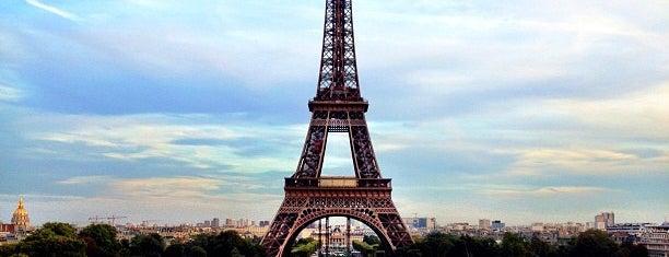 Place du Trocadéro is one of Mon beau Paris.