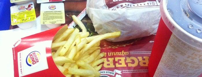 Burger King is one of Lugares favoritos de Ceren.