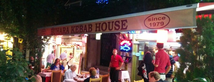 Sultanahamet Buhara Kebab House is one of Istanbul Culinary Adventures.