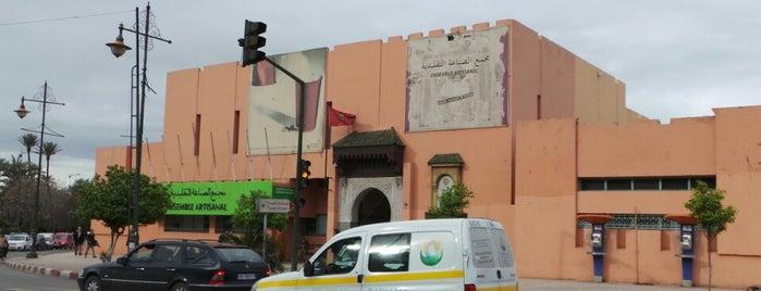 Ensemble Artisanal is one of Morocco.