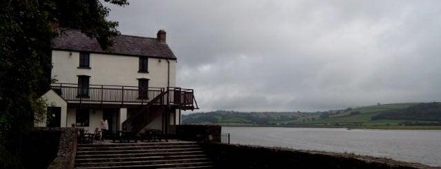 Dylan Thomas Boat House is one of Posti che sono piaciuti a Richard.