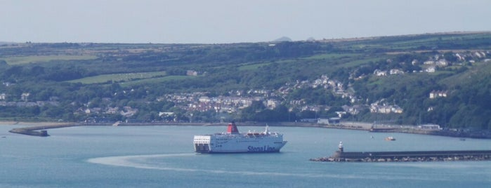 Fishguard Ferry Port is one of When you travel.....