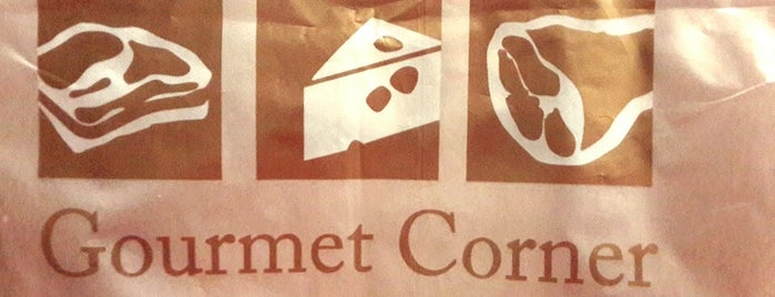Gourmet Corner is one of Worth A Visit.