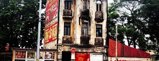 Piața Buzești is one of Best of Bucharest.