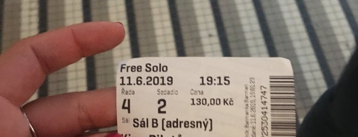 Kino Pilotů is one of Posti che sono piaciuti a Helena.