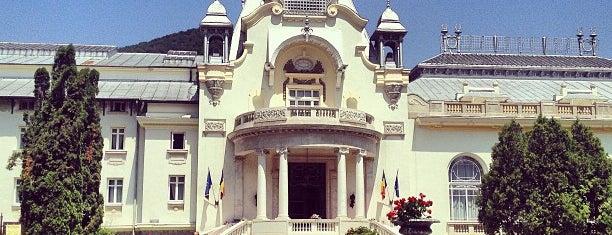 Casino Sinaia is one of Orte, die Remus gefallen.