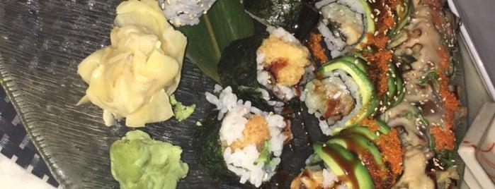Bamboo Sushi is one of Locais curtidos por Karen.