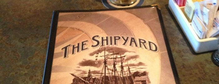 The Shipyard Brewpub is one of Breweries I've visited.