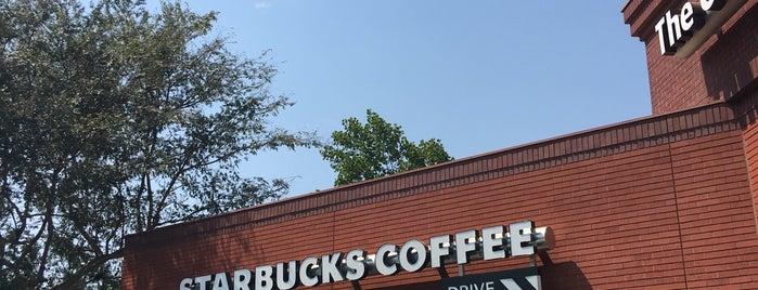Visiting Different Starbucks Locations