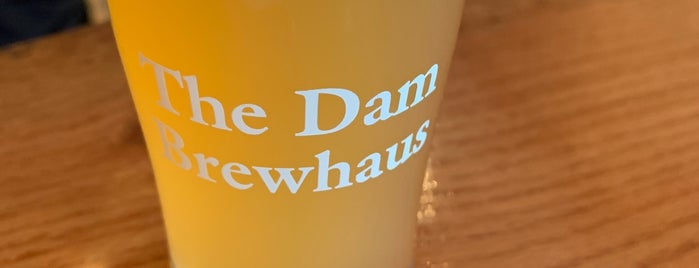 Dam Brewhaus is one of Breweries I've visited.