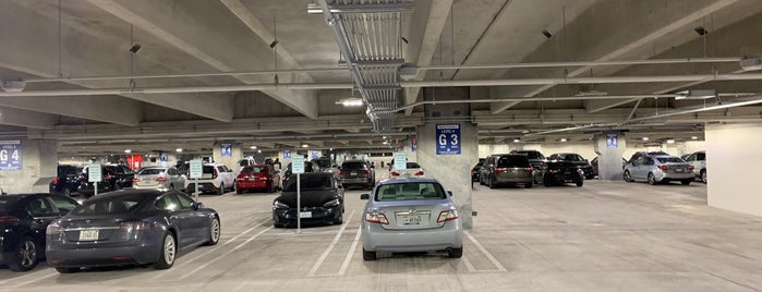 Parking Garage is one of Aviation Geek!.