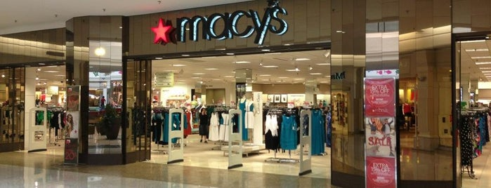 Macy's is one of Chicago.