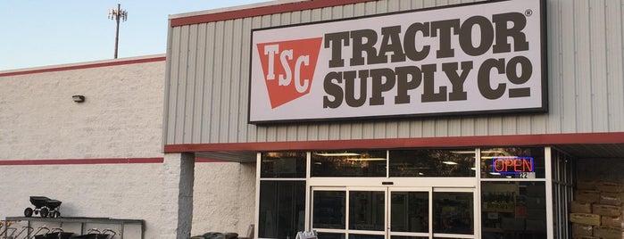 Tractor Supply Co. is one of Orte, die Jordan gefallen.