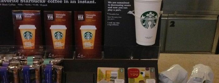 Starbucks is one of Orte, die Krissy gefallen.