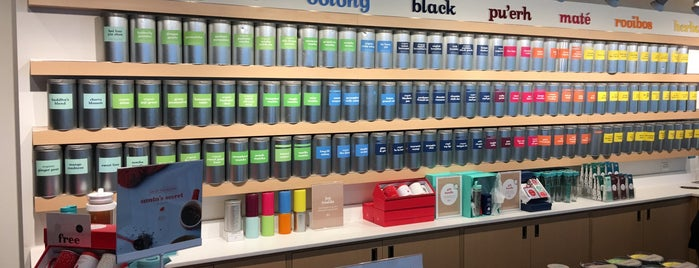 DAVIDsTEA is one of Chicago.