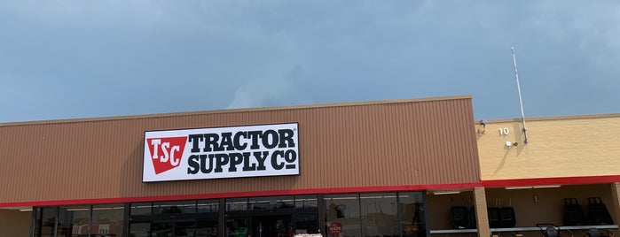 Tractor Supply Co is one of Stores I've opened 2.0 2019-?.