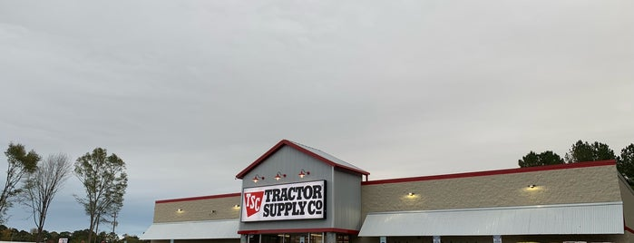 Tractor Supply Co. is one of Visited stores 3.0 2018-?.