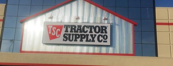 Tractor Supply Co. is one of Tony's Liked Places.