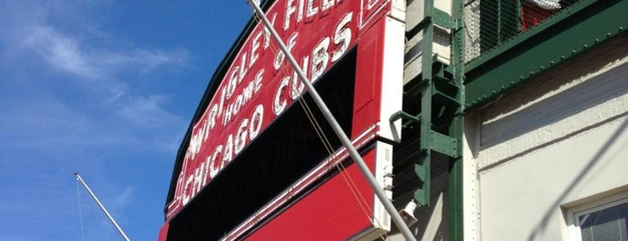 Wrigley Field is one of Chicago Must.