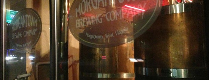 Morgantown Brewing Company is one of Lugares guardados de Jason.
