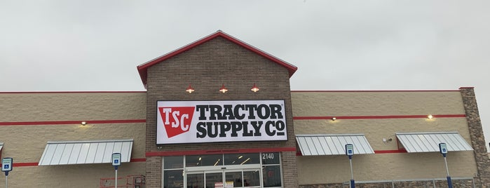 Tractor Supply Co. is one of Stores I've opened 2.0 2019-?.