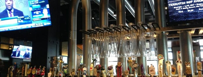 Yard House is one of Restaurants.