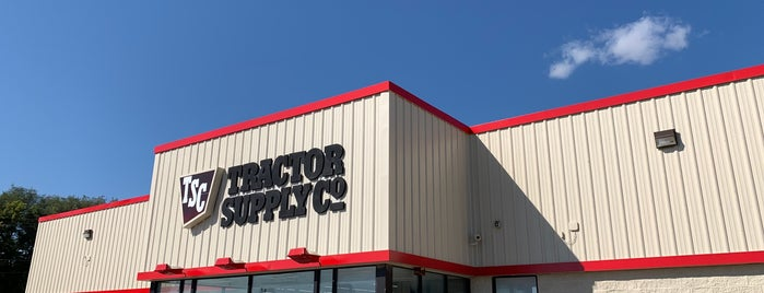 Tractor Supply Co. is one of Fusion remodel stores I've visited.