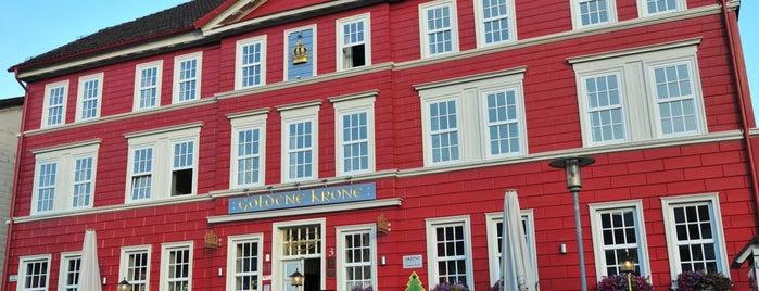 AKZENT Hotel Goldene Krone is one of AKZENT Hotels e.V..