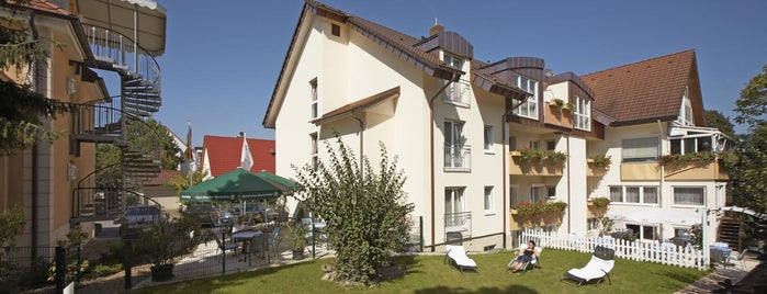 AKZENT Hotel Atrium Baden is one of AKZENT Hotels e.V..