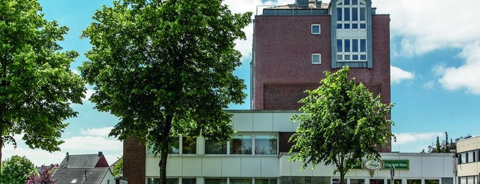 AKZENT City Hotel Kleve is one of AKZENT Hotels e.V..