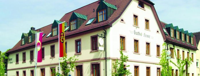 AKZENT Hotel Krone is one of AKZENT Hotels e.V..