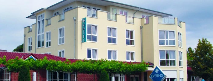 AKZENT Hotel Landgasthof Evering is one of AKZENT Hotels e.V..
