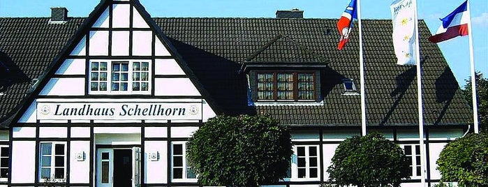 AKZENT Hotel Landhaus Schellhorn is one of AKZENT Hotels e.V..